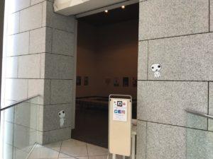 スタジオジブリ・レイアウト展 ポスター展示