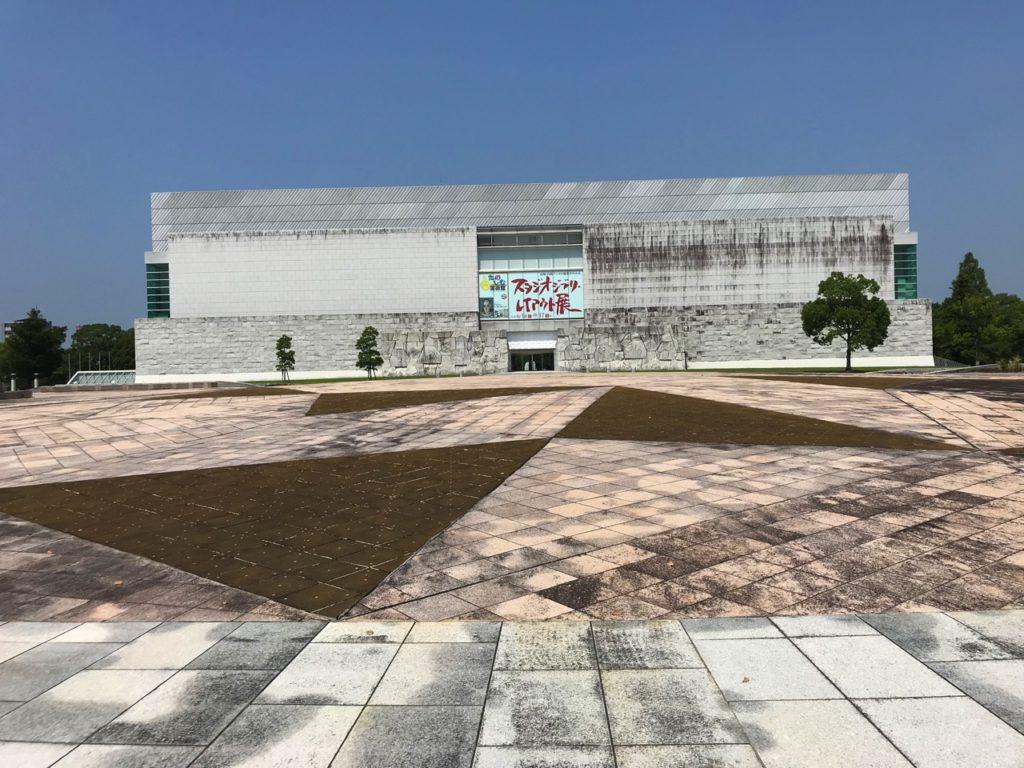 宮崎県立美術館 全景