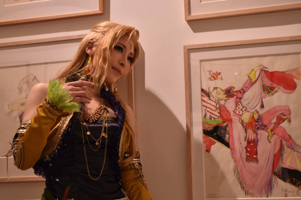 『FINAL FANTASYと天野喜孝の世界展』