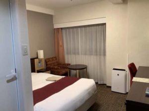 ホテル法華クラブ福岡 室内