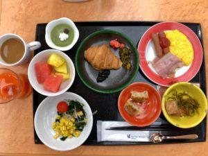 ホテル法華クラブ福岡 朝食