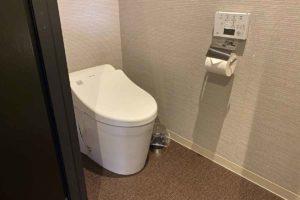 ホテル一畑 トイレ
