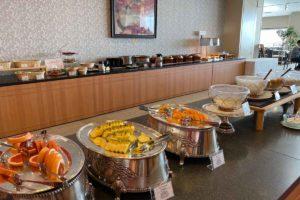 ホテル一畑朝食ブッフェ