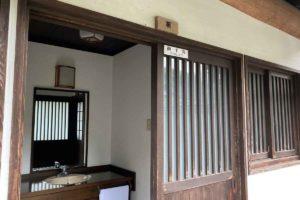杜塾美術館のトイレ