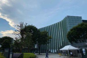 「MANGA都市TOKYO」展会場