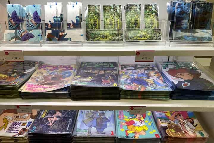 「アニメージュとジブリ展」物販情報